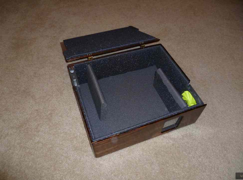 Projector Hush Box